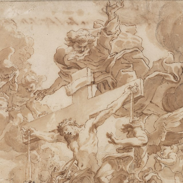 Teylers discovers two drawings by Bernini