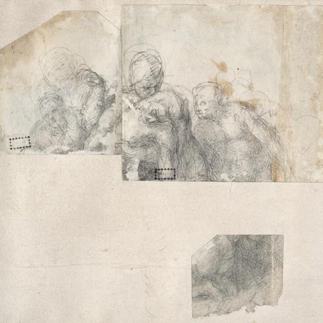 Pietà (fragmenten)