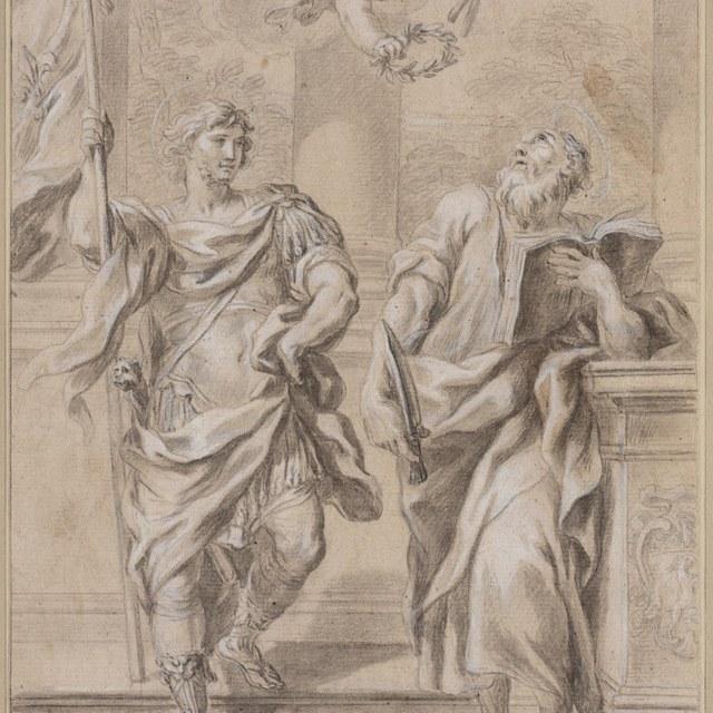 Heiligen Alexander en Bartholomëus