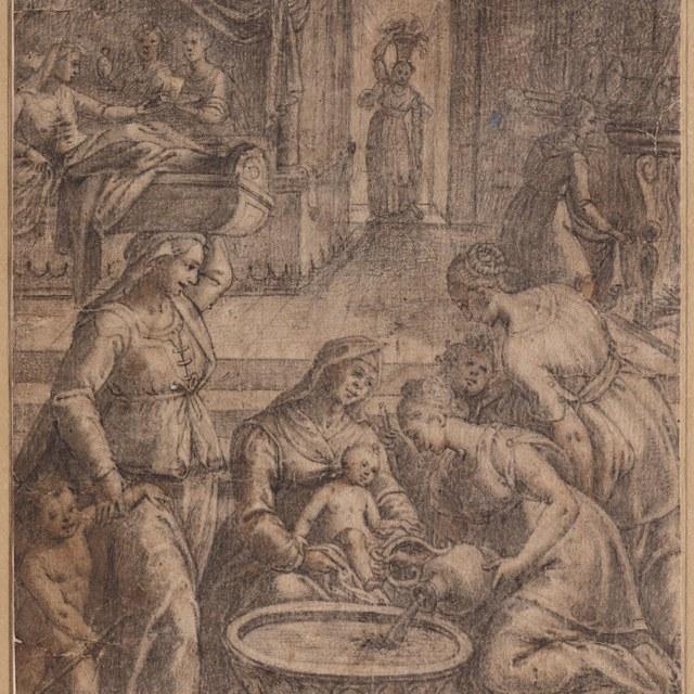 Geboorte van Maria
