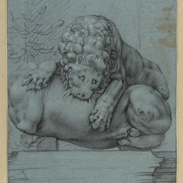 Equus cum leone (beeldengroep)