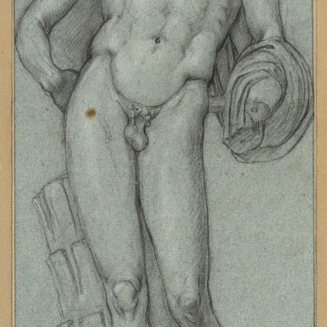 Hermes van Andros (zg. Antinous)