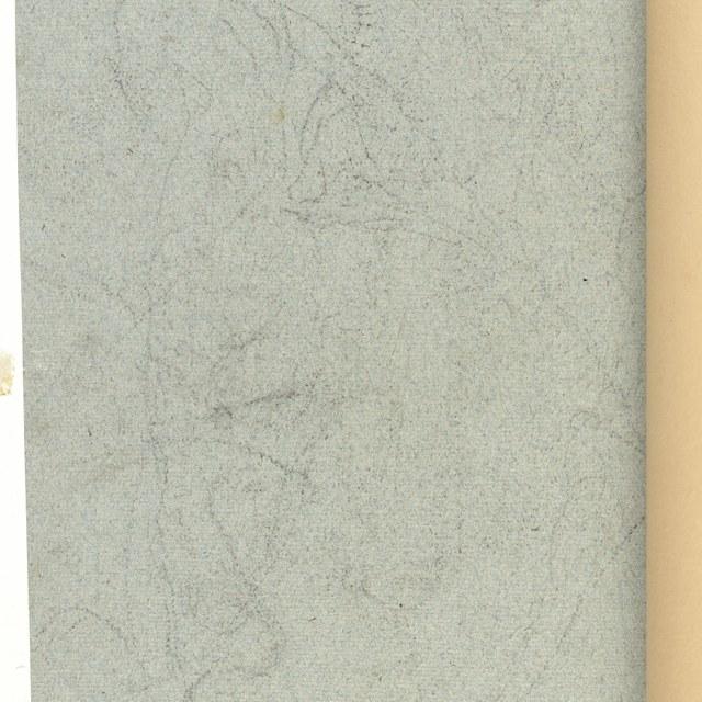 Mansportret (schets)