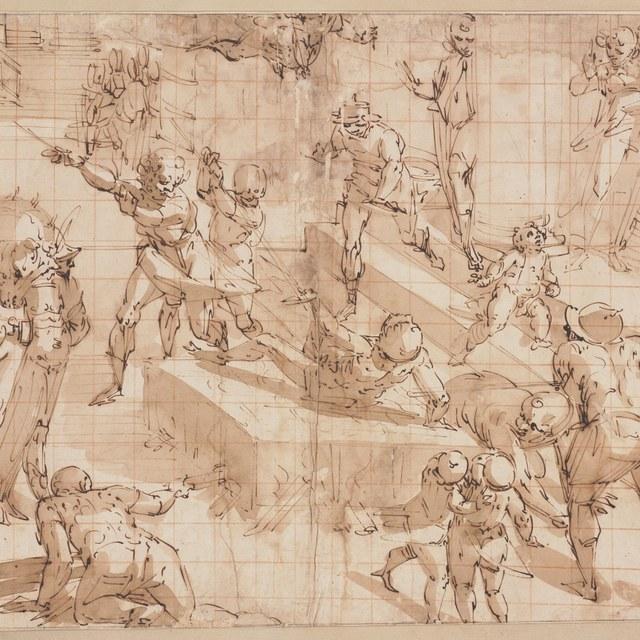 Marteldood van de heilige Laurentius