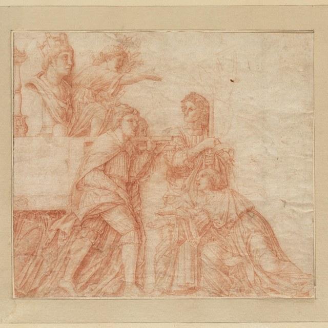 Introductie van de cultus van Cybele in Rome