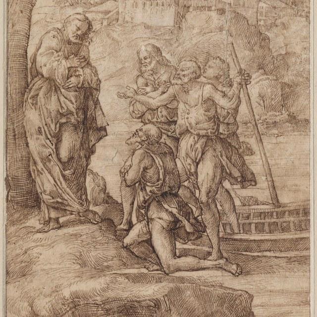 Roeping van de eerste apostelen
