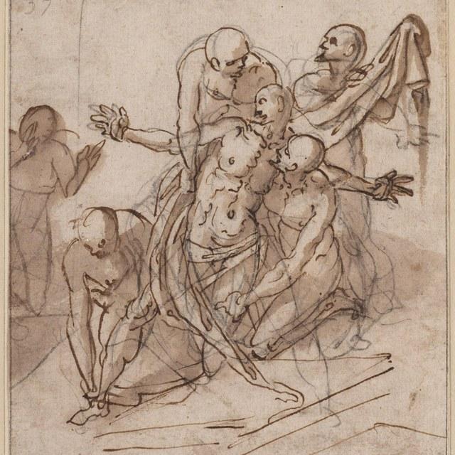 Opwekking van Lazarus