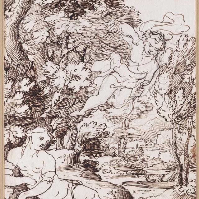 Apollo en Corones