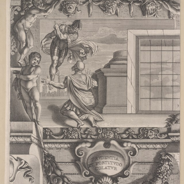 Verschijning van Romulus aan Proclus