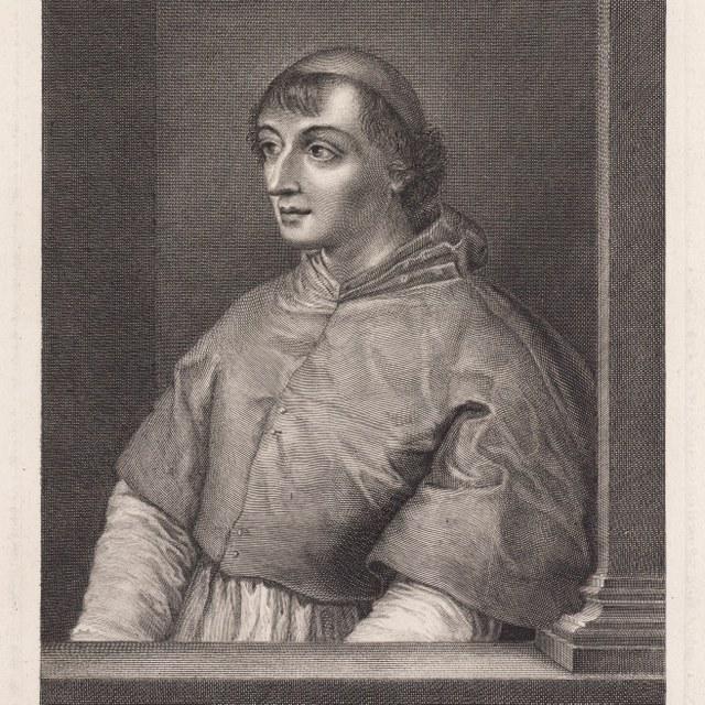 Portret van kardinaal Julius de Medici
