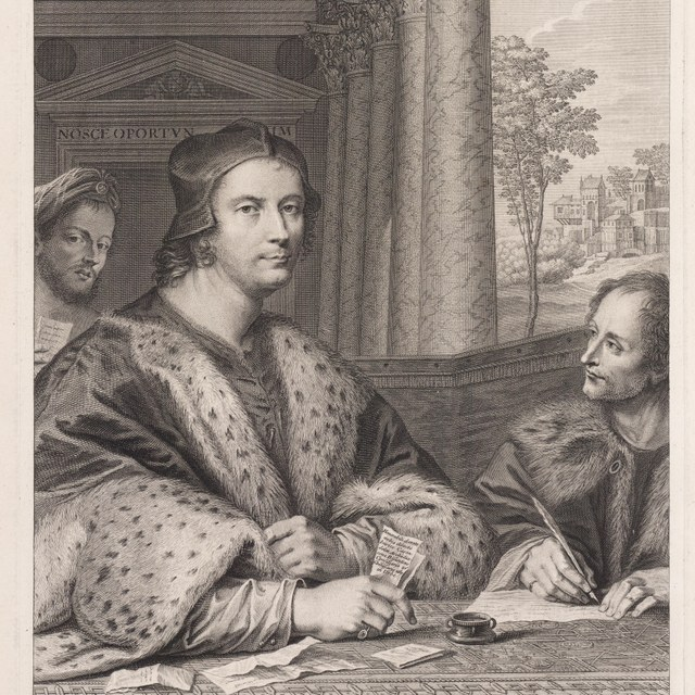 Portret Carondelet
