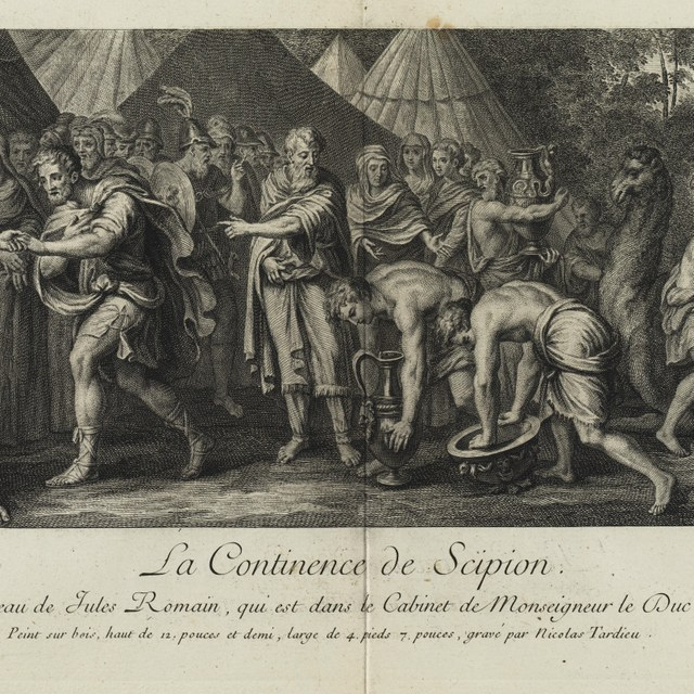 De onthouding van Scipio