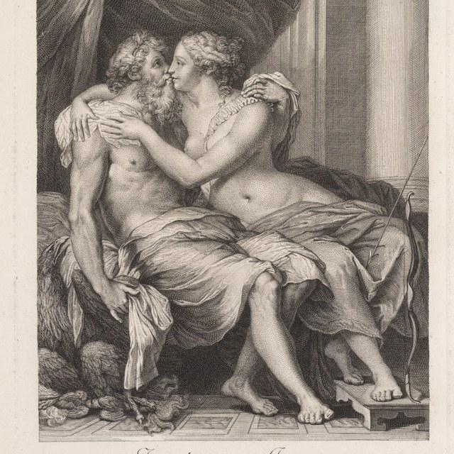 Jupiter en Juno