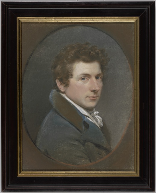 Zelfportret van Woutherus Mol