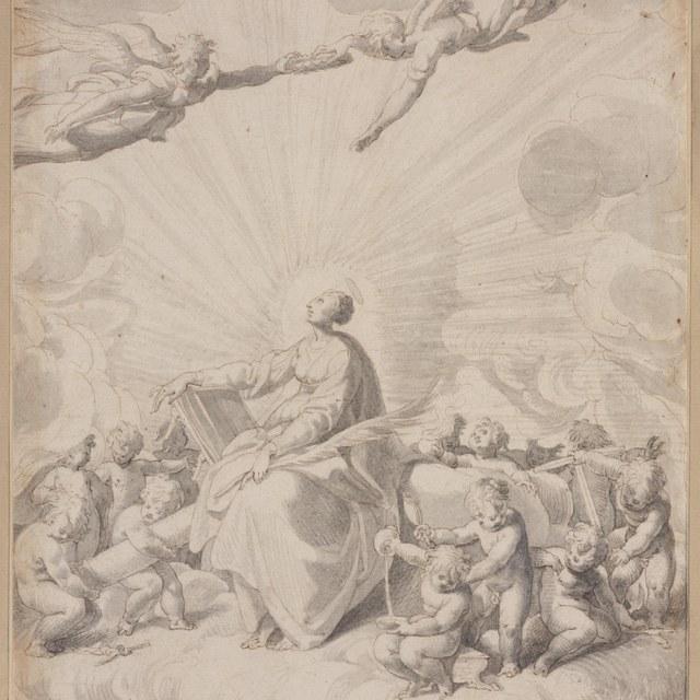 Allegorie van het Geloof