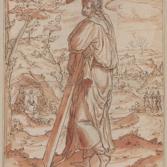 De Heilige Andreas