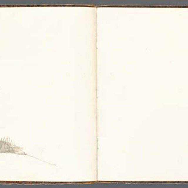 Schetsboek van J.C. Schotel