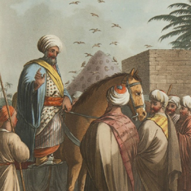 Views in Egypt, from the original drawings in the possession of Sir Robert Ainslie.