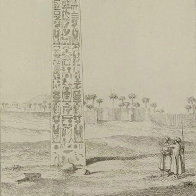 Voyage d'Egypte et de Nubie.