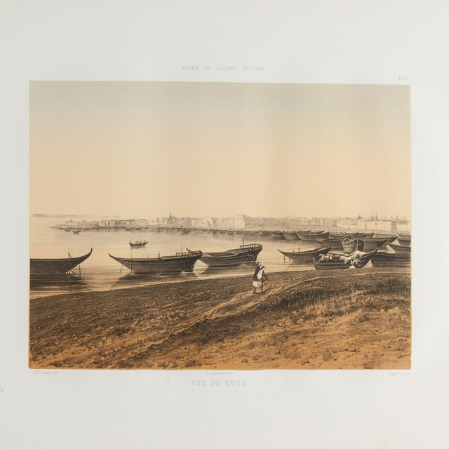 Voyages au Soudan oriental et dans l'Afrique septentrionale exécutés de 1847 à 1854 : comprenant une exploration dans l'Algérie, les régences de Tunis et de Tripoli, l'Égypte, la Nubie, les déserts, l'île de Méroé, le Sennar, le Fa-Zoglo et dans les contrées inconnues de la Nigritie.