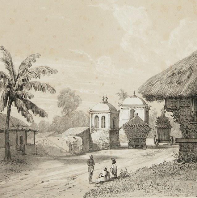 Voyage autour du monde exécuté pendant les années 1836 et 1837 sur la corvette LA BONITE, commandée par M. Vaillant, publié par ordre du Roi.