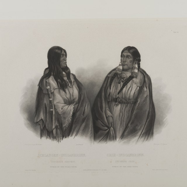 Reise in das innere Nord-America in den Jahren 1832 bis 1834.