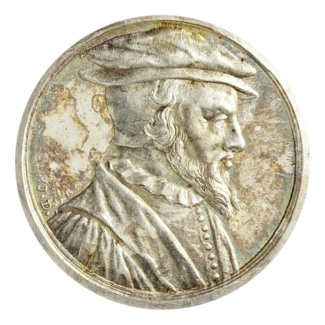 Petrus Martyr, theoloog te Florence geboren en als theoloog vooral actief te Napels (1562).