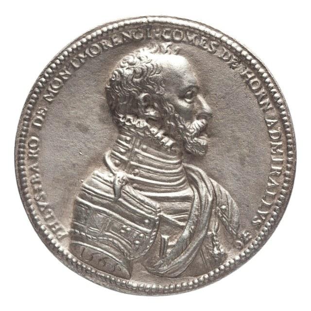 Philips van Montmorency, baron van Montmorancy, graaf van Horne en admiraal (later werk).