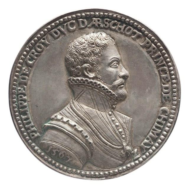 Philippe van Croy, hertog van Aarschot, prins van Chimay en Porcean, graaf van Beaumont en Senninghem.