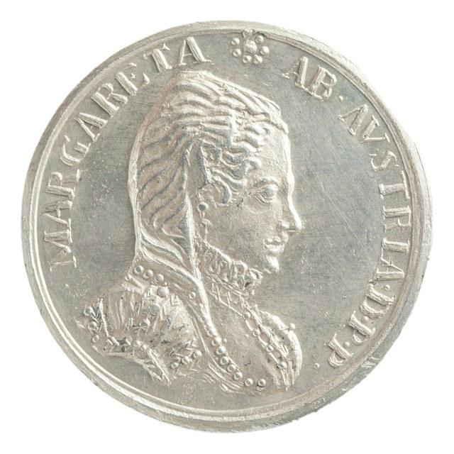 Margaretha van Oostenrijk, hertogin van Parma en landvoogdes in de Nederlanden (later werk).