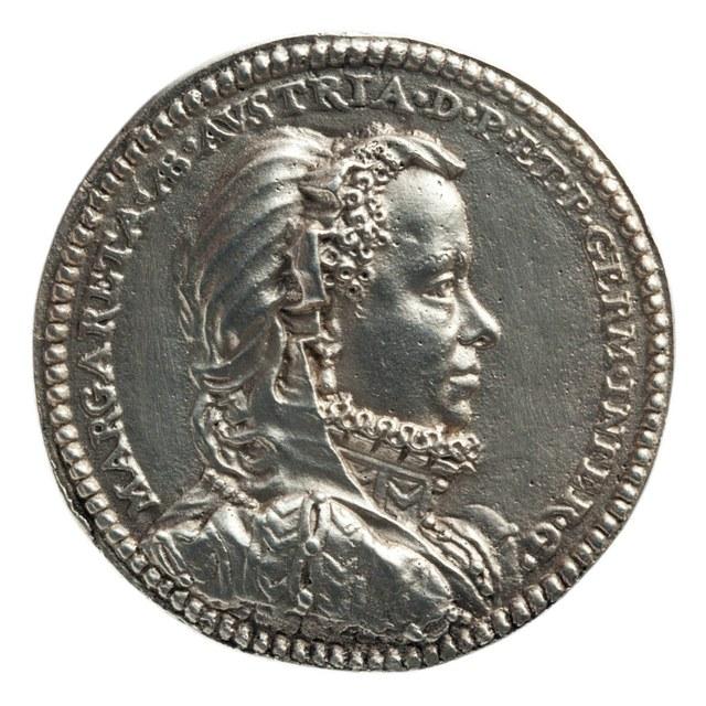 Margaretha van Oostenrijk, hertogin van Parma, landvoogdes der Nederlanden (later werk).
