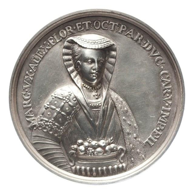 Margaretha van Oostenrijk, hertogin van Parma, doet afstand van haar positie als landvoogdes der Nederlanden (later werk).