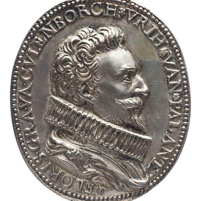 Floris van Pallandt, graaf van Culemborg.