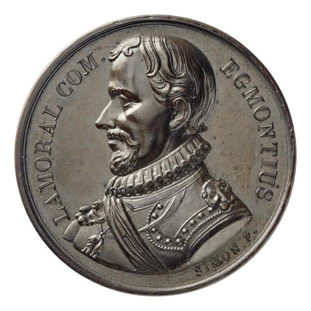 Lamoraal, graaf van Egmond (1568).