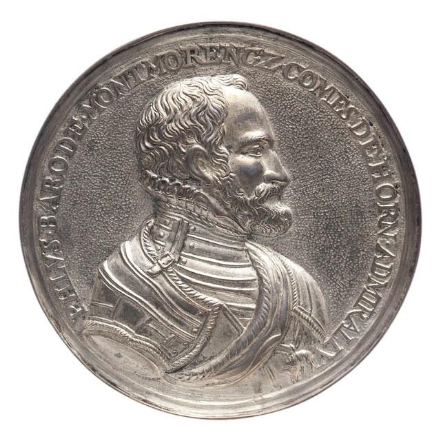 Onthoofding van de graven van Egmond en Horne op 5 juni 1568 te Brussel, veroordeeld door de 'Bloedraad' van Alva (later werk).