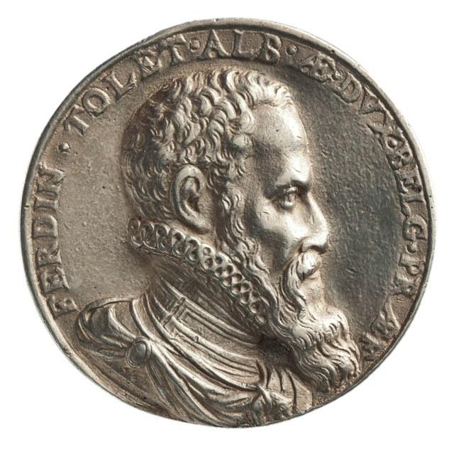 Overwinning van Ferdinand van Toledo, hertog van Alva, op graaf Lodewijk van Nassau (later werk).