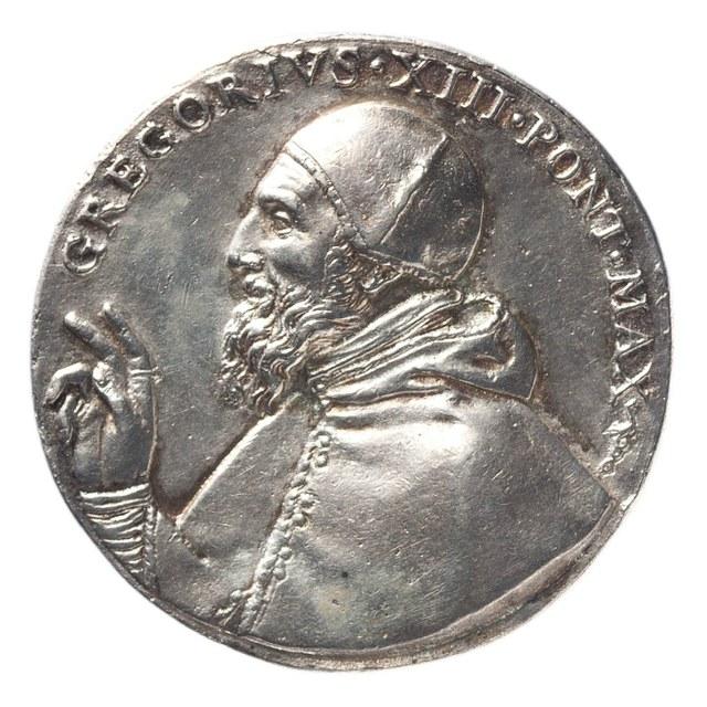 Overhandigen van de gewijde standaard door kardinaal de Granvelle aan Don Juan van Oostenrijk, opperbevelhebber van de Spaanse vloot.