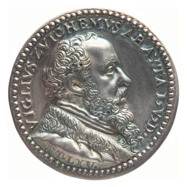 Viglius van Zuichem van Ayta, voorzitter van de geheime raad van Karel V en Philips II te Brussel.