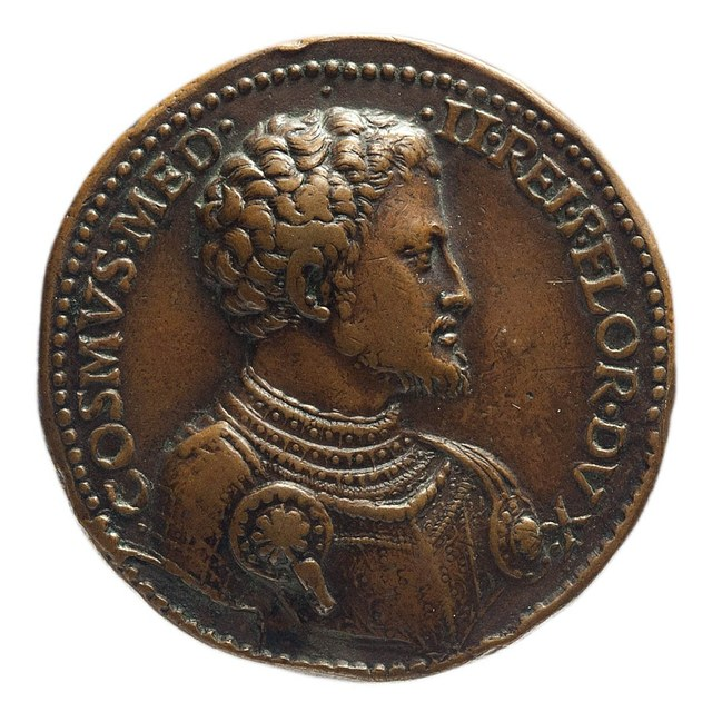 Cosimo I de' Medici, hertog van Florence.