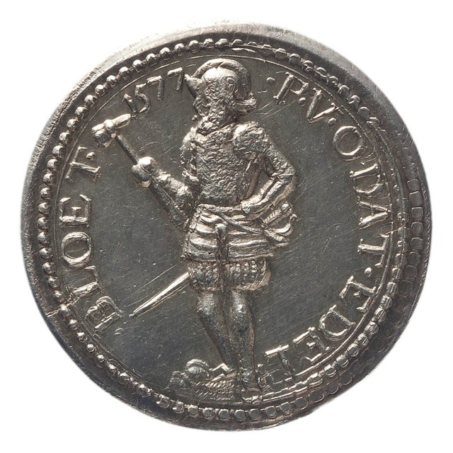 Prins Willem van Oranje (en het afschaffen van de tiende penning).
