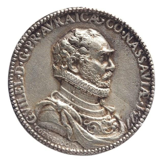 Prins Willem van Oranje (Willem I).