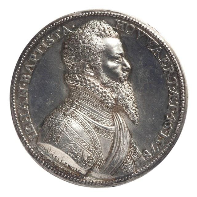 Jean Baptist Houwaert, raadsheer en meester van de koninklijke rekenkamer te Brussel (daarnaast historicus en dichter).
