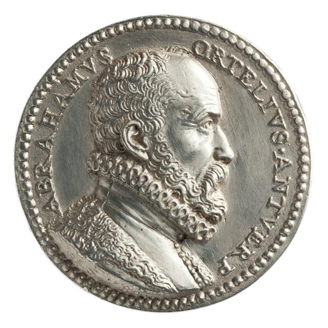 Abraham Ortels (Ortelius) geograaf.