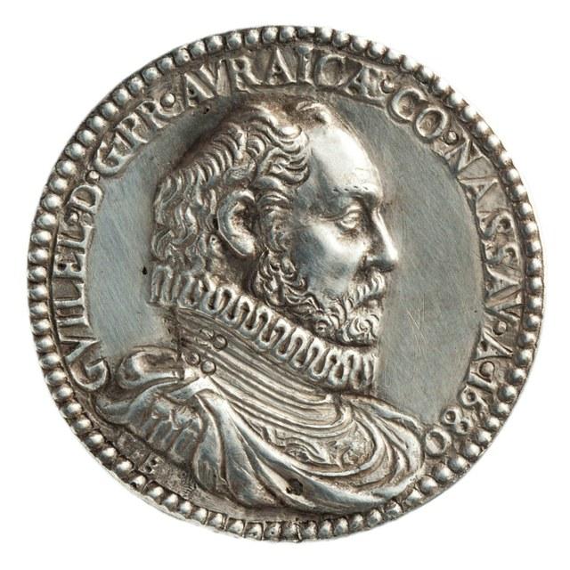 Prins Willem van Oranje.