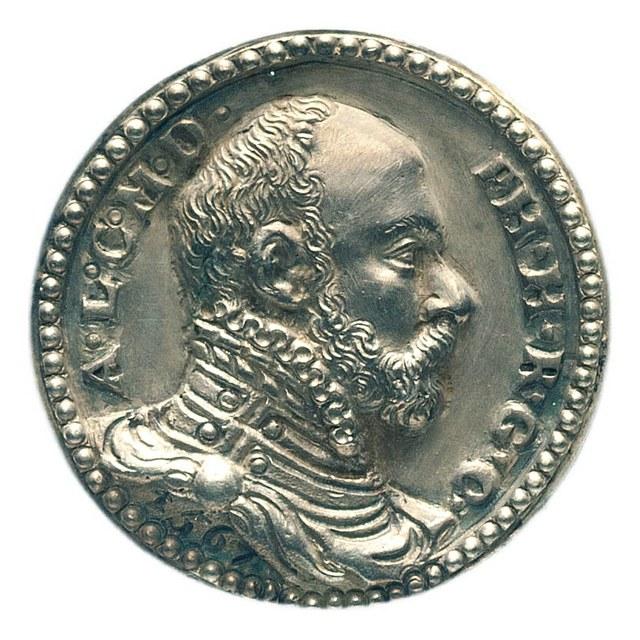 Albericus, graaf van Lodron, heer van Morsac, kolonel der Duitse troepen in dienst van koning Philips II.
