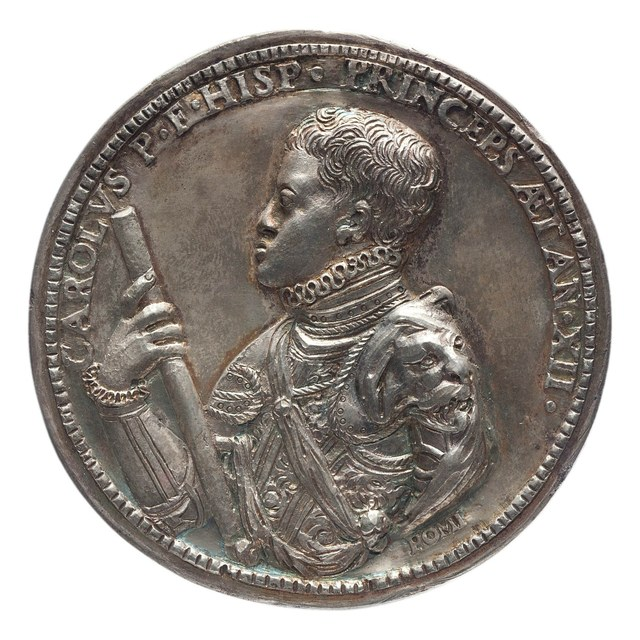 Don Carlos, erfprins van Spanje en zoon van Philips II.
