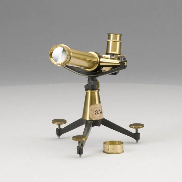 Right-angled reading telescope
