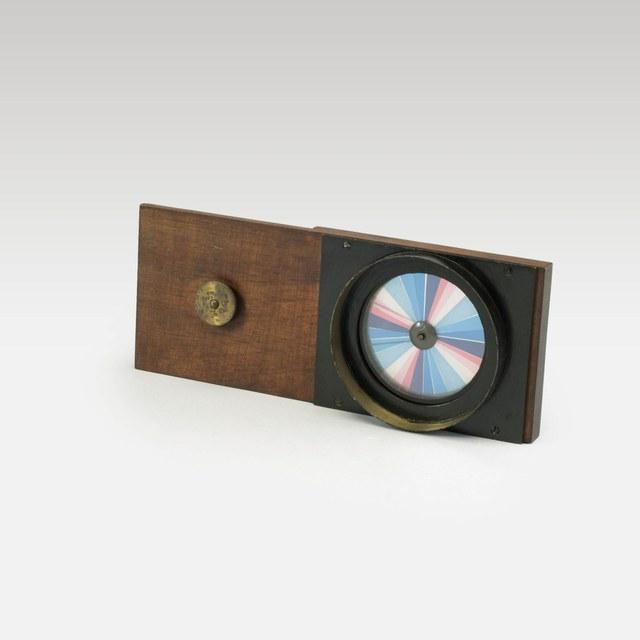 Newton's disc; Colour wheel