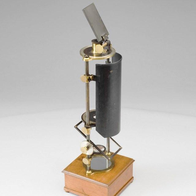 Polarization device, after Nörrenberg