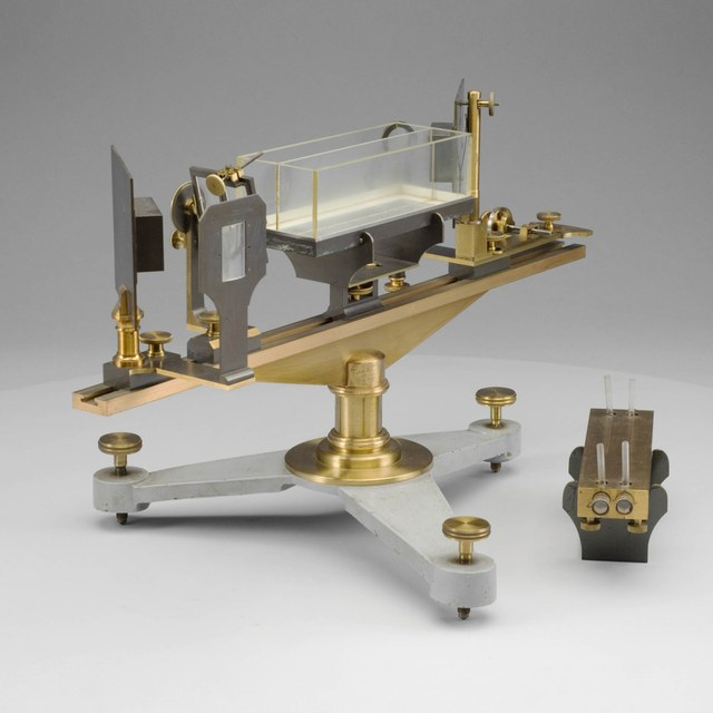 Brass stand for refractometer tank 429a